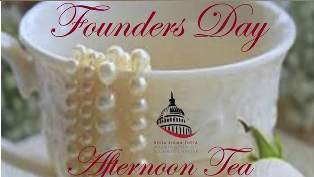 Founders Day Tea