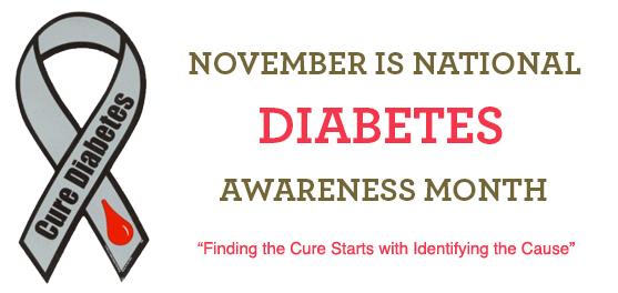 November Is American Diabetes Month