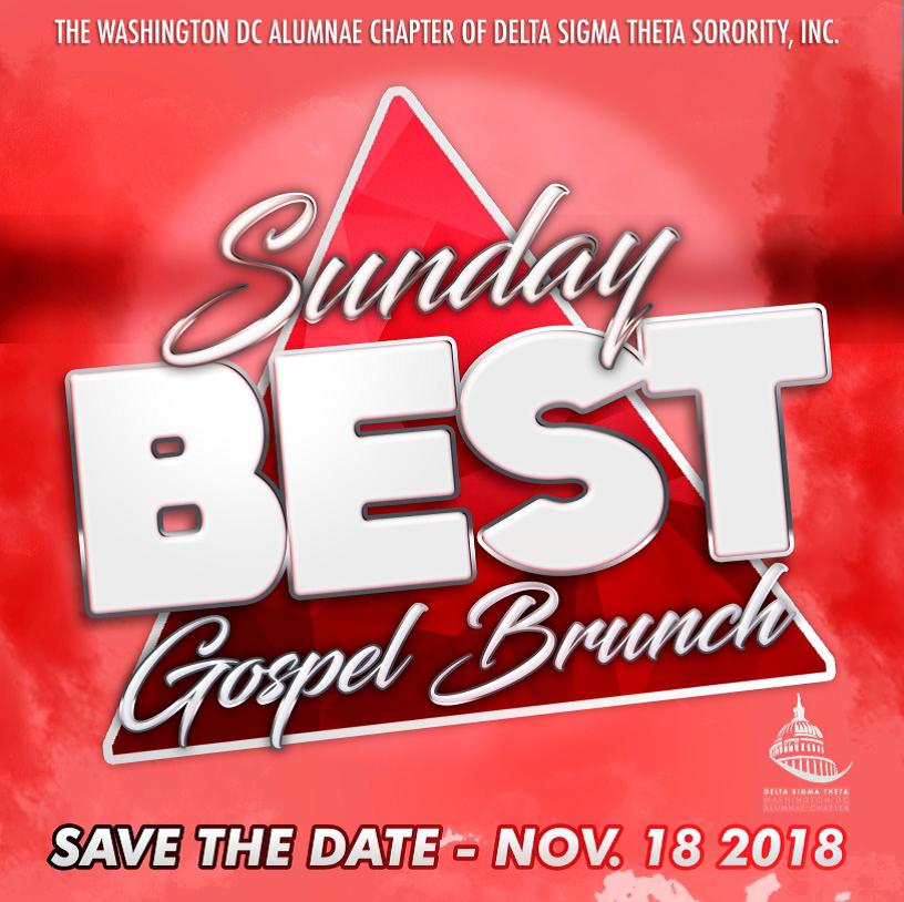 Sunday Best Gospel Brunch | November 18