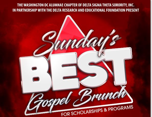 Sunday's Best Gospel Brunch | November 18