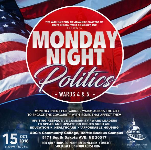 Monday Night Politics