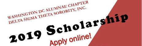 WDCAC Scholarship Program – Applications Due | March 1