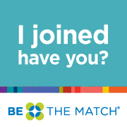 Be a Match, Save a Life