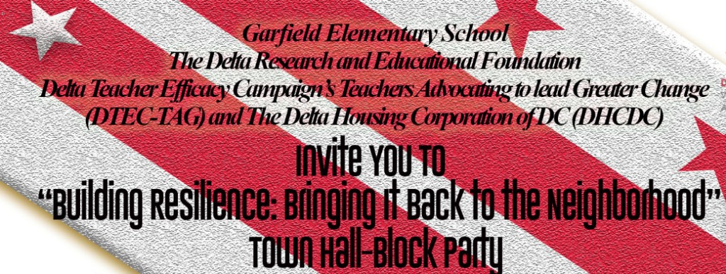 Town Hall-Block Party | October 5