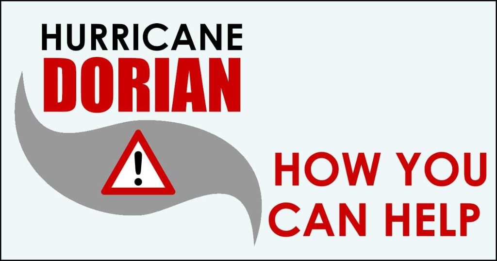 Help Those Impacted by Hurricane Dorian