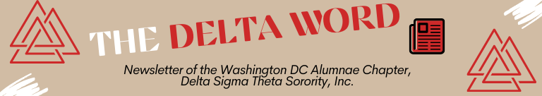 The Delta Word Newsletter