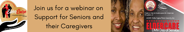 Support for Seniors and their Caregivers | Jan. 30