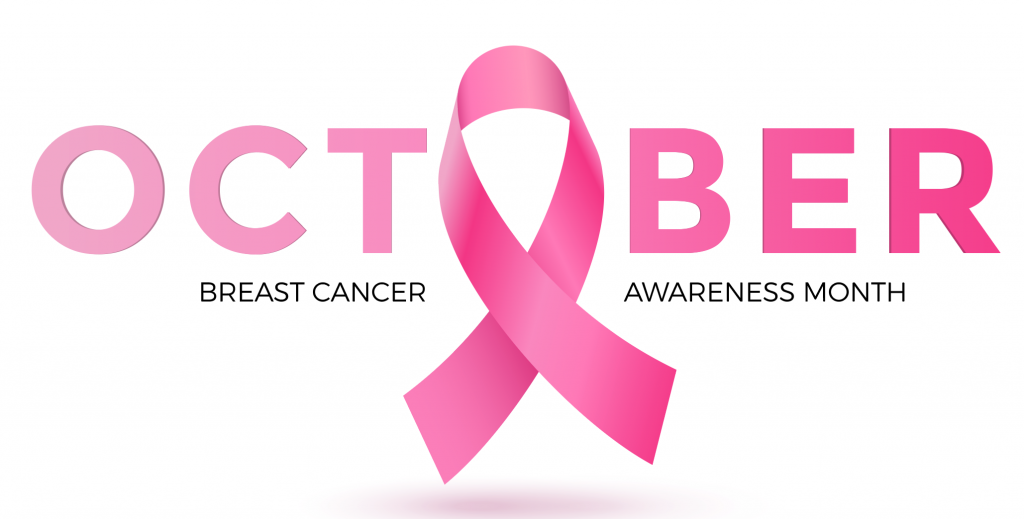 October is Breat Cancer Awareness Month